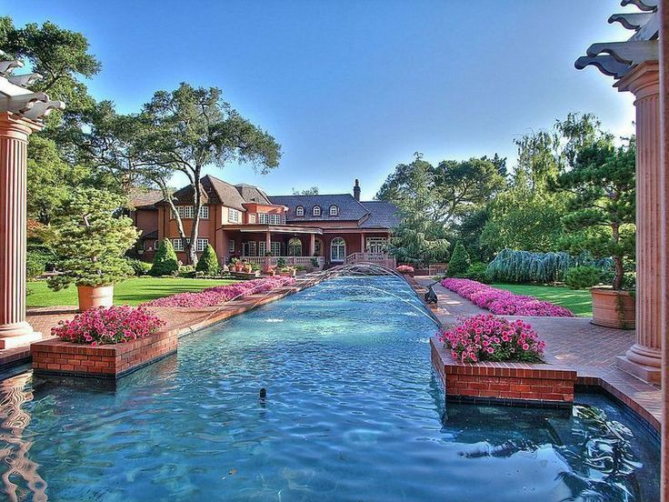Luxury Home Swimming Pools 73 best summertime poolside chillin images on pinterest | dream