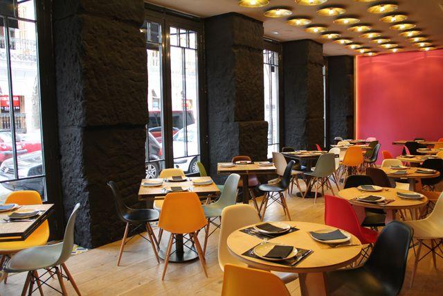 Restaurantes para cenar con amigos en Madrid
