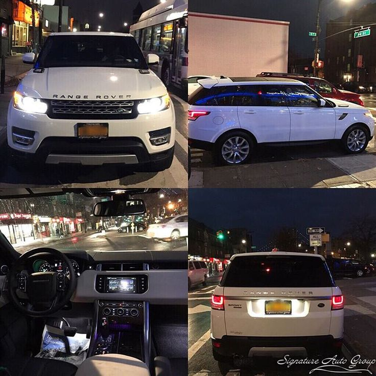 awesome 2016 Land Rover Range Rover Sport - Star... - Signature Auto Group New York