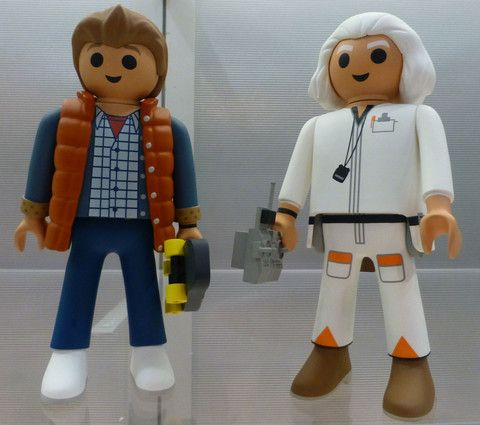 DOCTOR WHO, WILLY WONKA, SHERLOCK, and More Are Now Funko Playmobil Figures | Nerdist