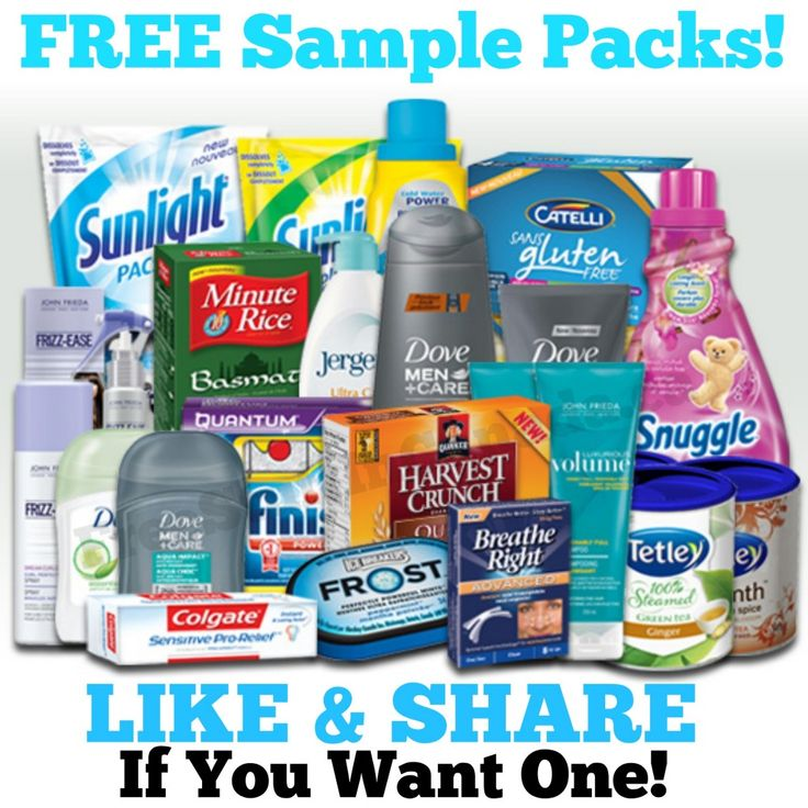 Sample Source Canada's Spring Sample Packs Are Now Available! They won't last long, so hurry and order yours before they are gone!