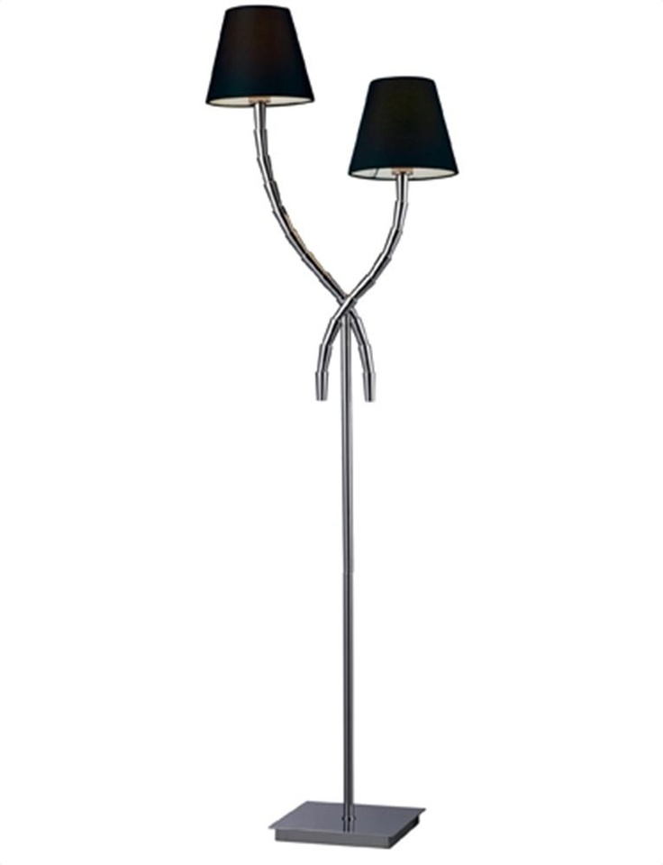 Check out the huge savings on new dimond park avenue floor lamp chrome at lampsusa