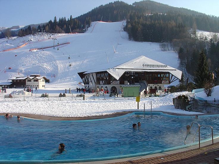 Badkleinkirchheim ski-bath