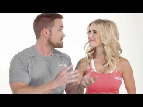 "TV Celebrity Fitness Trainers, Chris Powell &, Heidi Powell,""Protein Diet Tip""  Key to Weight Loss"