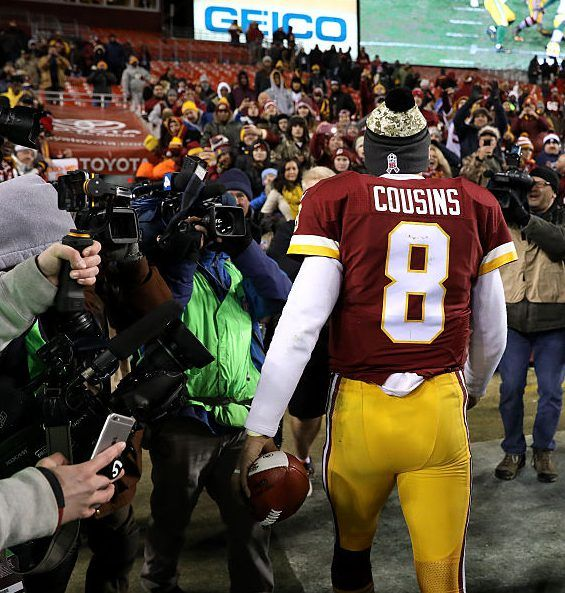Kirk Cousins says it's not about money (so it's about money) - NBCSports.com