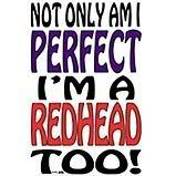 Did you know about theses Interesting facts about REDHEADS ♥