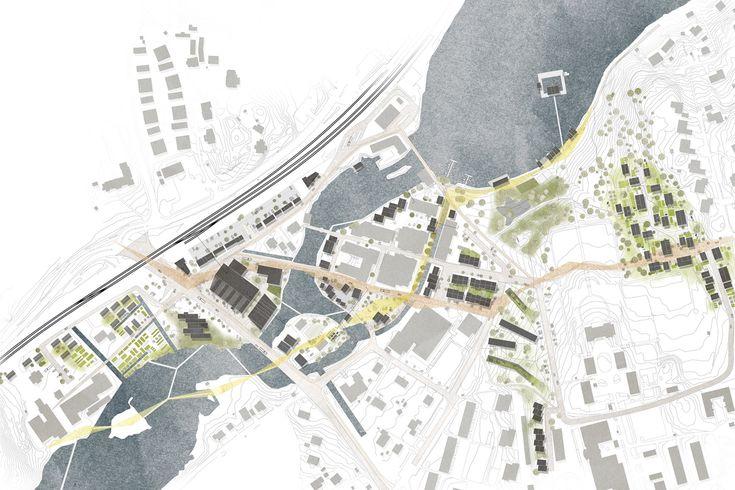 Image 8 of 21 from gallery of Future Floda Competition Entry / Fabel Arkitektur + Sara Wernsten. site plan