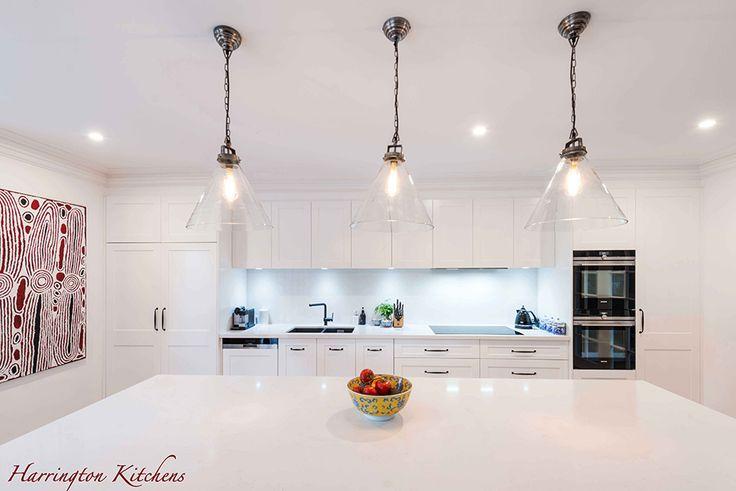 Hampton Style Kitchen Gallery | Harrington Kitchens