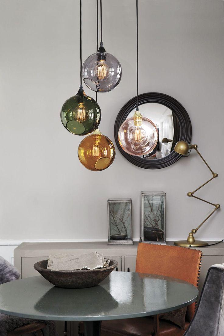 Hänge-Lampe / modern / für Innenbereich / Textil - BALLROOM SERIES - Design By Us