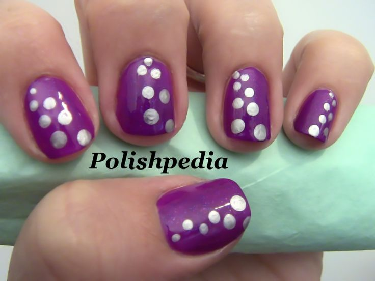 Simple And Easy Nail Art