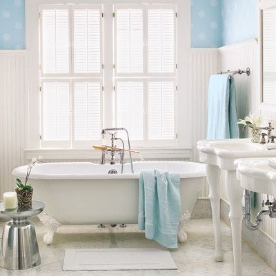 Victorian Bathroom Decor Ideas 105 best bathroom colour inspiration images on pinterest | home