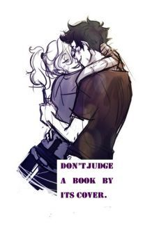 Don't judge a book by its cover.[Percabeth] by letsreadpunk
