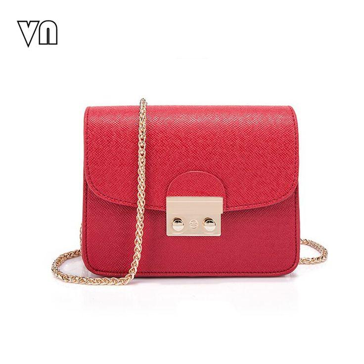$26.14 (Buy here: https://alitems.com/g/1e8d114494ebda23ff8b16525dc3e8/?i=5&ulp=https%3A%2F%2Fwww.aliexpress.com%2Fitem%2FFashion-Designer-Leather-Handbag-Chain-Shoulder-Bags-Women-Messenger-Bags-2016-Female-Small-Hand-Bag-Mini%2F32665396720.html ) 2016 Fashion Designer Leather Handbag Chain Shoulder Bags Women Messenger Bags Female Small Hand Bag Mini Crossbody Purse Bolsas for just $26.14