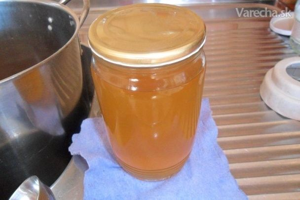Bazový sirup (fotorecept) - Recept