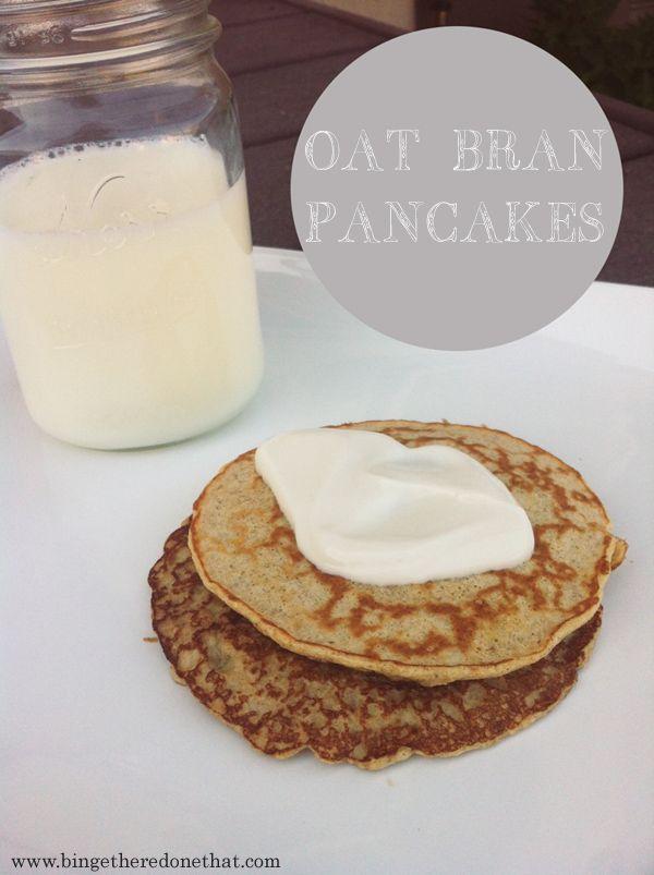 Dukan breakfast