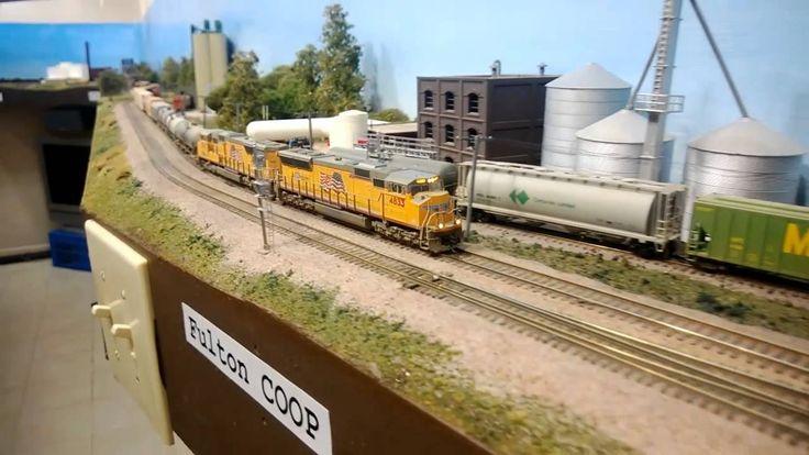 Operations on the Union Pacific Railroad Geneva Subdivision Part I ...