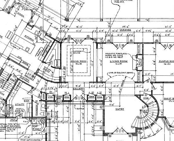 1000 ideas about custom house plans on pinterest custom for Detailed house plans