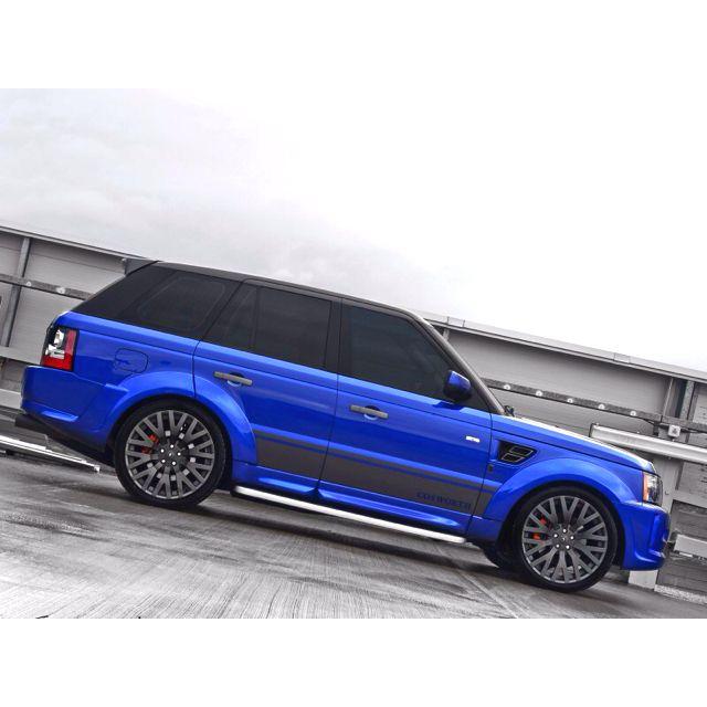 2012 Range Rover Sport Kahn Edition