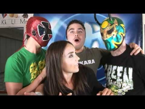 Jigsaw, Green Ant, Shane Matthews & Sara Del Rey Promo [Aniversario: A Horse of Another Color]
