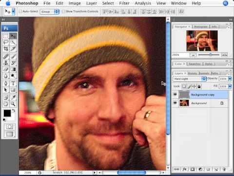 How to fix blurry photos in photoshop