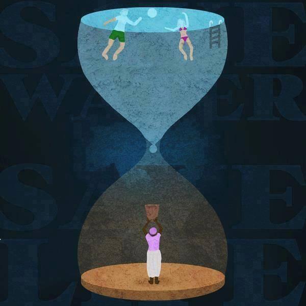 Dünyadaki su paylaşımı... pic.twitter.com/jAUUF5l4L9