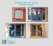 Pioneer Elementary School Beautification | Lori Kim Designs