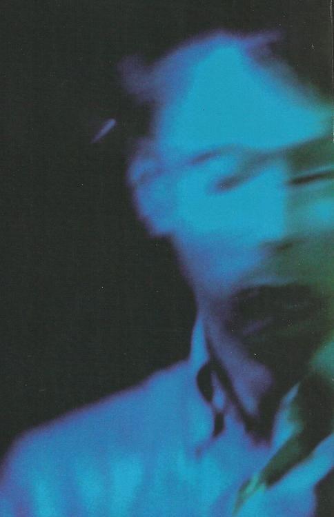 Thom Yorke (Radiohead) - Scanned by Betheriel