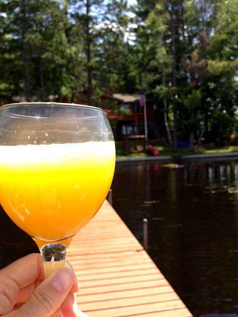 glutenfreehappytummy: Coconut Mango Vodka Slushy! GF, V, SCD!