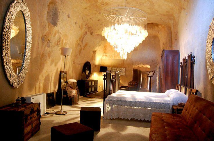 Cave hotel La Corte degli Agostiniani
