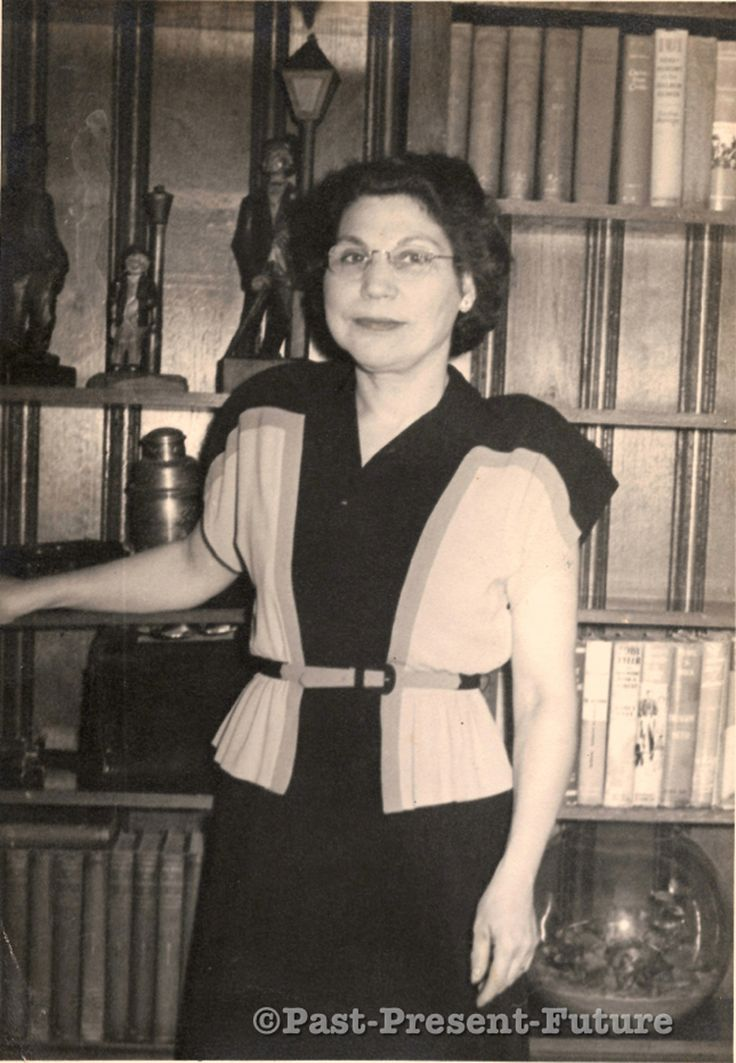 signora anni '50