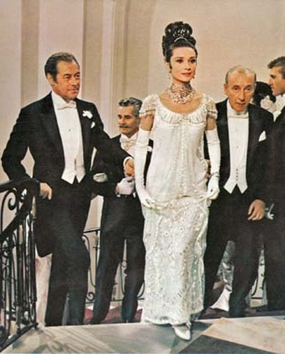 "Audrey Hepburn in ""My Fair Lady,"" 1964"