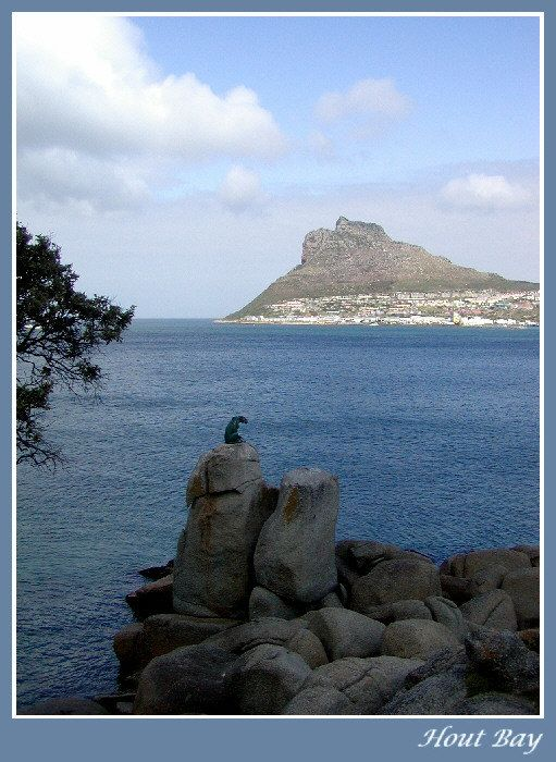 """The Leopard"" in Hout Bay"