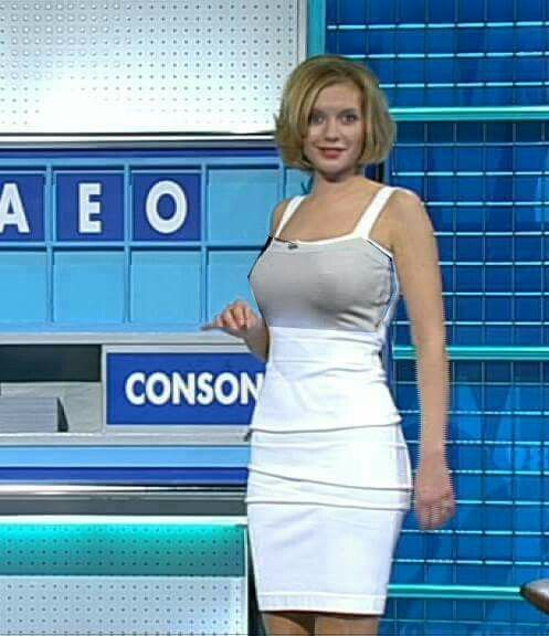 Rachael Riley, uk tv presenter