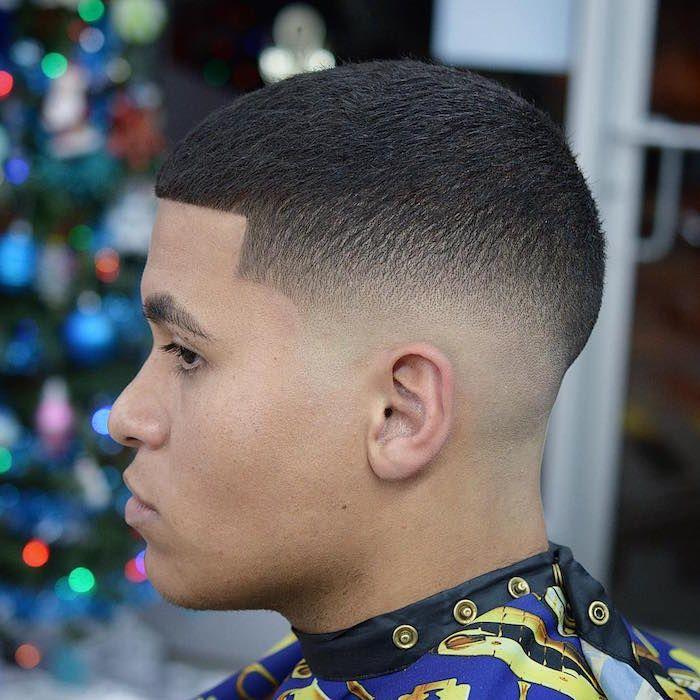 1001+ idées   Coupe courte dégradée - l'entretien (presque) facile   Cheveux masculins, Style de ...
