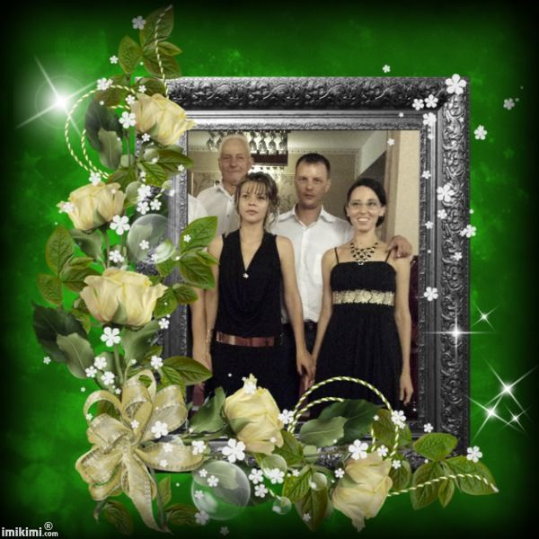 shiela - FLOWERS  FRAME