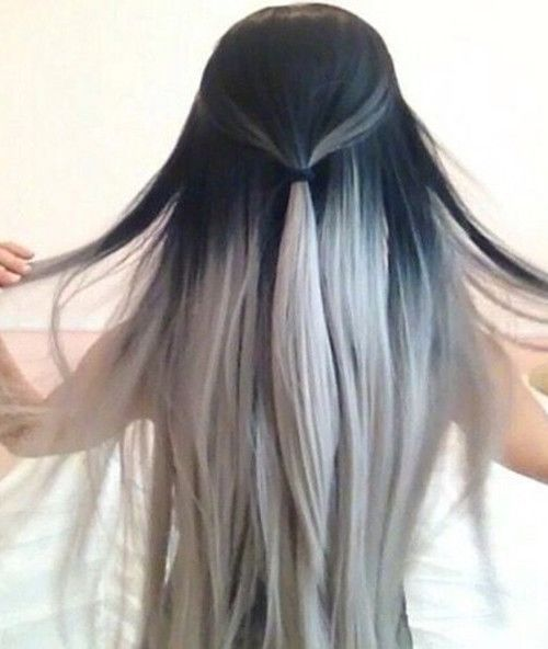 25+ Best Ideas about Silver Ombre on Pinterest  Silver