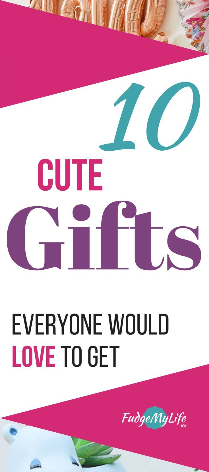 Gift Under 10 Can Be Hard To Find Even More So If You Want Them Cute Gifts But Luckily This List Of Help In