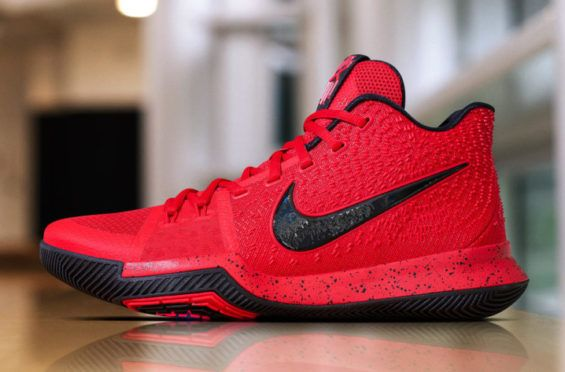 Kyrie Irving Will Wear These Kyrie 3s For Tonight's Three-Point Contest