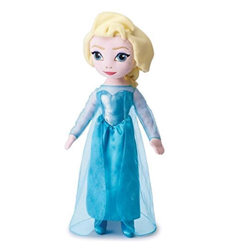 🌟SOLD OUT🌟- Frozen Elsa Pillow Doll which sings Let it Go 🎤 🎶. Follow us to get shop updates #avonplusshop @avonplusshop #FrozenElsa #Doll #Avon