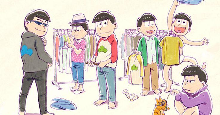 『おそ松さん』TVアニメ2期放送決定!声優陣からのコメントも到着 - アニメイトタイムズ