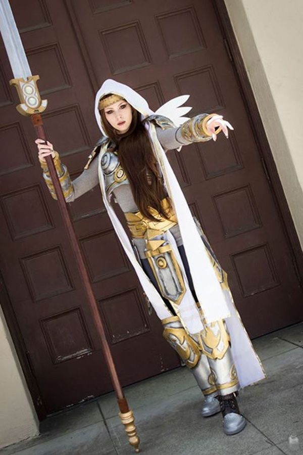 Magic the gathering cosplay