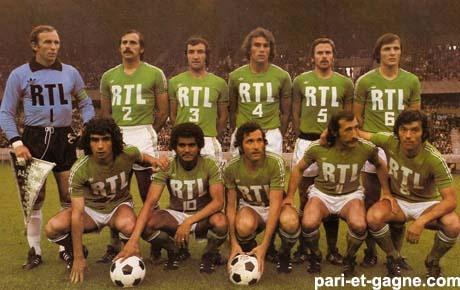 Saint Etienne 1977