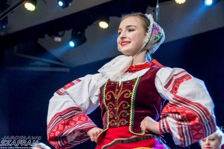 Region of Podlasie. Polish Folk Costumes / Polskie stroje ludowe