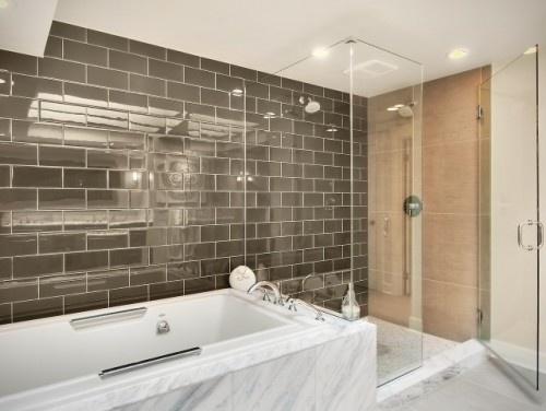 Modernen Master Bad, Modernen Bädern, Master Badezimmer, Küchen Und Bäder,  Badezimmer Grau, Wohnung Bad, Übergangs Badezimmer, Ich Will, Master Shower