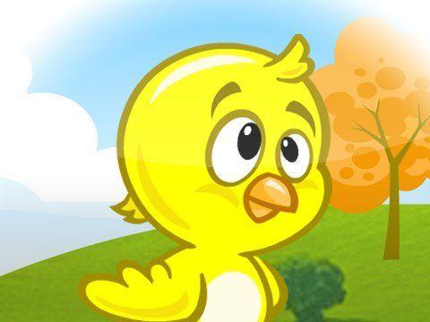 pintinho amarelinho - galinha pintadinha