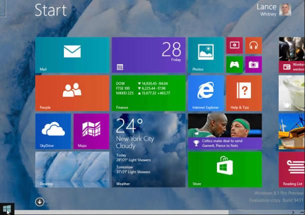 Windows 8.1 is ready, gets released to manufacturers