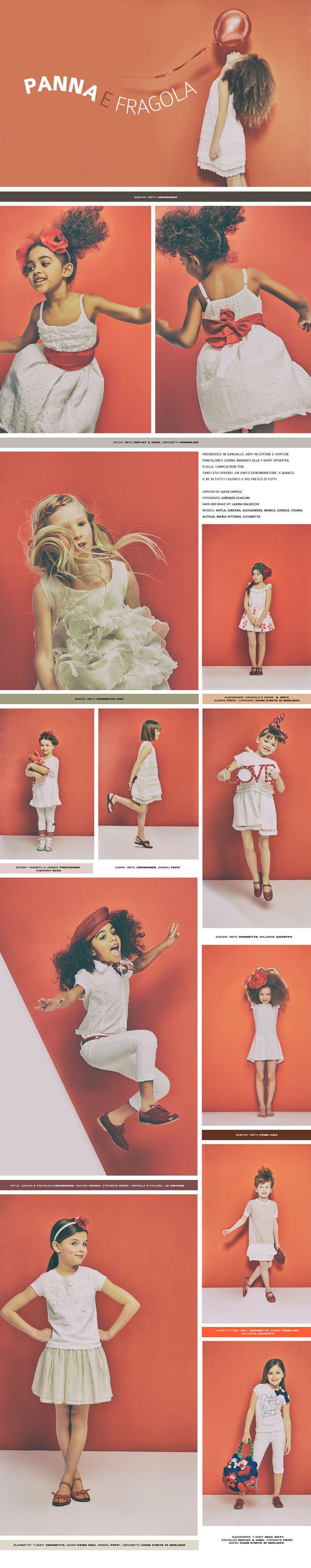 Panna&Fragola #trends #ss14