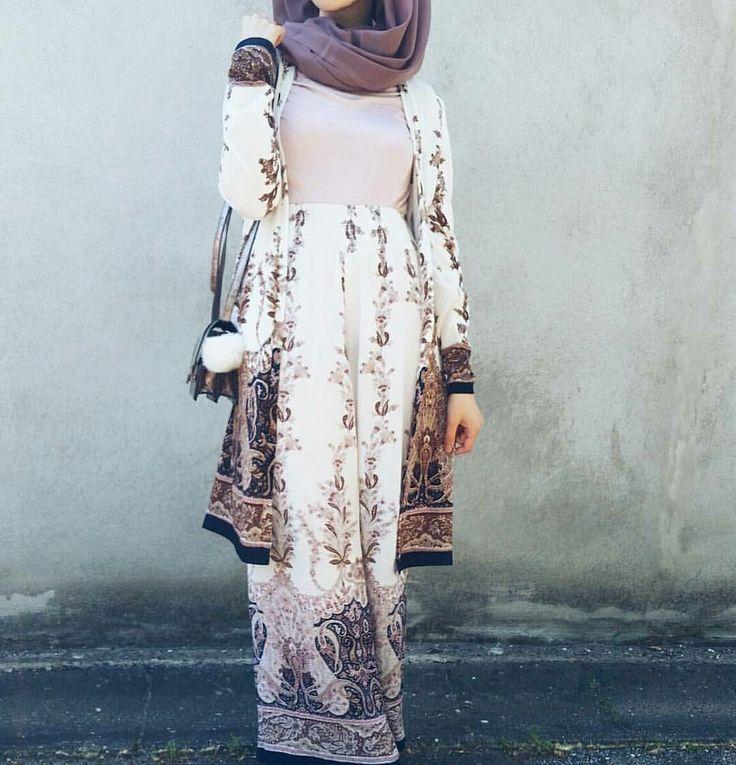 Dress maxi muslimah 2018 calendar