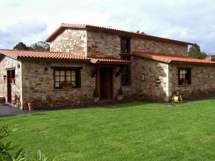 M s de 25 ideas incre bles sobre planos de casa de estilo - Construccion casas rusticas ...