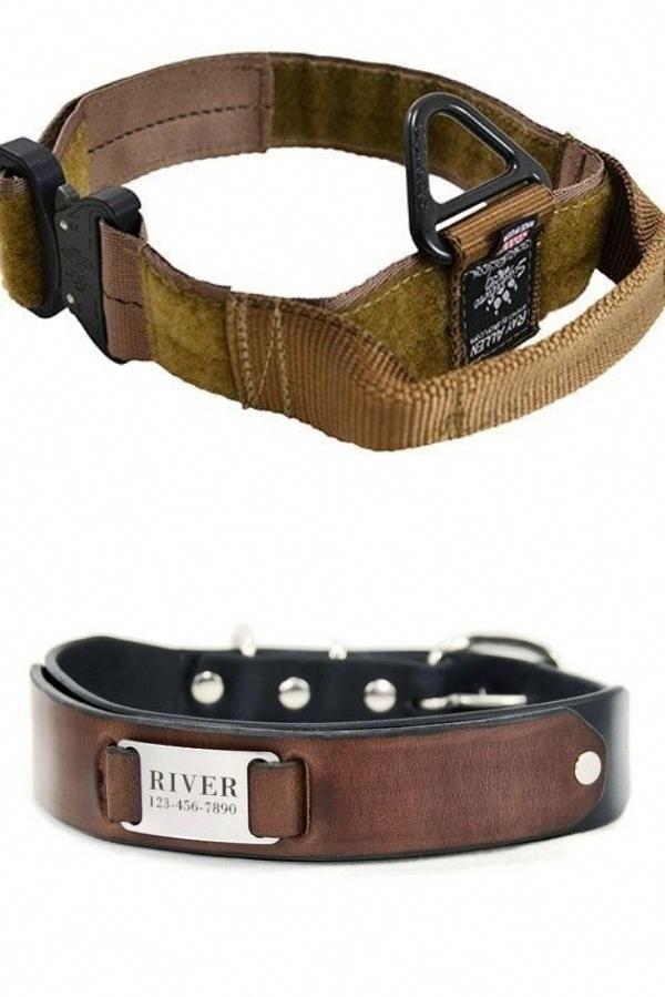 Dog Collars Louis Vuitton Dog Collar Leather Dog Collars